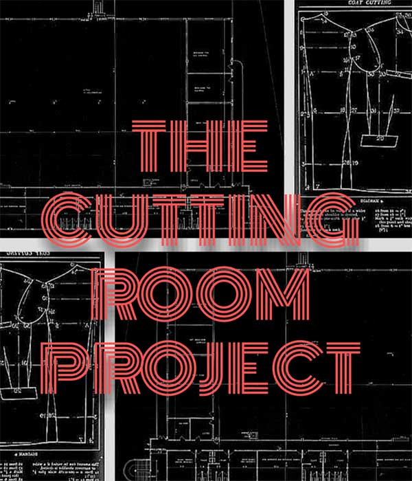 The Cutting Room Project Poster